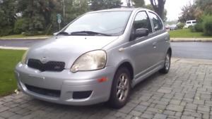 Toyota Echo RS Manuelle 2004
