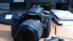 Canon 70D and more
