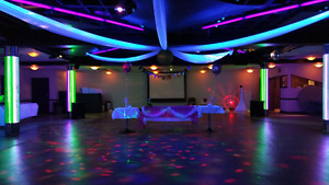 Banquet hall for cheap