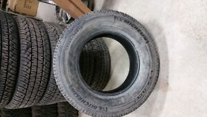 Michelin LT265/70R18 Tires of Chev or GMC 3/4 Ton. New.