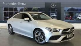 image for 2021 Mercedes-Benz CLA 200 AMG Line 4dr Tip Auto Petrol Saloon Saloon Petrol Aut