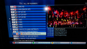 New Android Box with LIVE TV OPTION