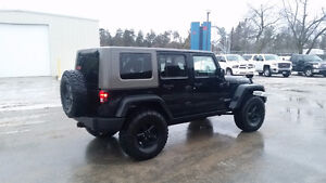 2008 Jeep Wrangler Rubicon Unlimited Other