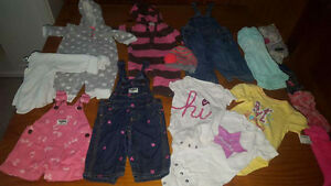 Baby girl 74 items 3-6 months Peterborough Peterborough Area image 3