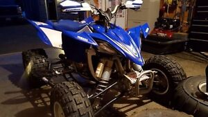 2011 YFZ450R with mods