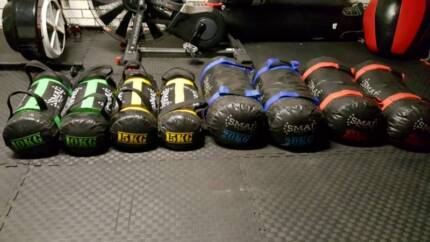 SMAI weighted sand bags gym exercise fitness $300