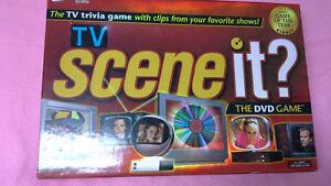 TV Scene it? board game $102. on Amazon!