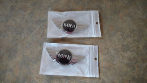 Mini Cooper Emblem rear Hatch with wings