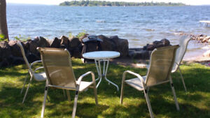 VICTORIA HARBOUR WATERFRONT COTTAGE 2020 WEEKLY RENTAL SAT.-SAT.