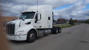 2014 Peterbilt 579 LEASE TAKEOVER