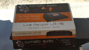 Cymatic Audio LR-16 Live 16-Track Recorder