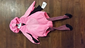 Carter's pink flamingo Halloween costume Kitchener / Waterloo Kitchener Area image 1