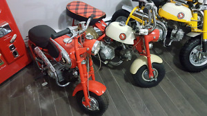 Wanted honda cz100 or z50m dead or alive !