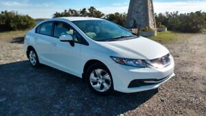 2015 Honda Civic LX (Take Over Lease)