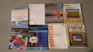 Books Hospitality College Course Text Books