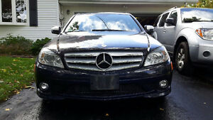 2008 Mercedes-Benz C300 AWD