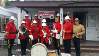 Historical Community Brass Band