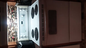 "Kenmore 30"" electric stove"