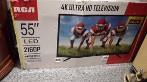 """RCA 55""""4K LED TV"""