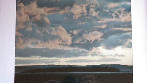 """""""Clouds Over Partridge Island"""" photo by Deb Humen"""