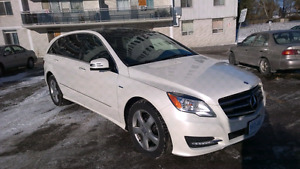 2012 Mercedes R350 Tech packag fully loaded only 87km BlueTEC