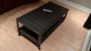Coffee and End Table Set - Steel - Brand New Condition
