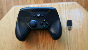 Controller Steam (Manette + Capteur)