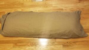 Maternity Body Pillow with Pillow Case