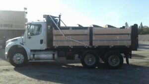 Used - 2007 Freight-liner Tandem Dump Truck