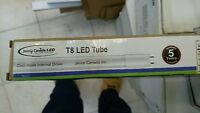 T8 LED TUBES LIGHTS ( 2FIT)3FIT)(4FIT)5FIT)8FIT) SPEC 4FT 9.90