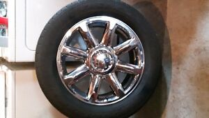 Wheels & Tires for GMC/Chevy