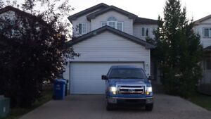 HALF PRICE RENT FOR SEPT.  5 BEDROOM FULLY FURNISED WOOD BUFFALO