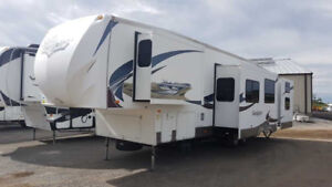 RV Auction Ends August 28th - 30+ Late Model Units