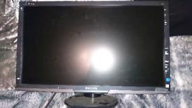 "PHILLIPS 27"" LED Monitor (untested)"