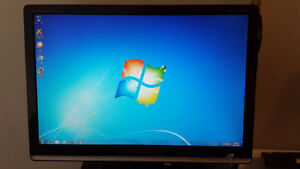 "Used Samsung 20"" Wide Screen LCD Computer Monitor for Sale"