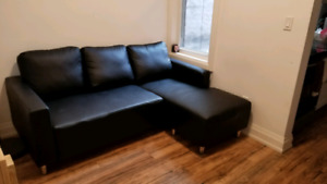 Apartment Sized Couch with Chaise
