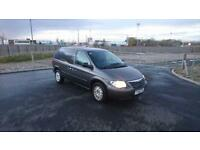 CHRYSLER VOYAGER 2.5 CRD SE PLUS 5 DOOR 2005