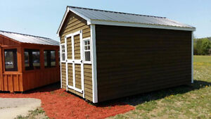 Looking for garage with 14 h x 13 w door for shed building