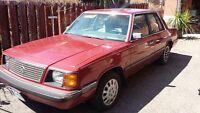 1986 K Car