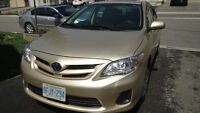 2011 Toyota Corolla FULLY LOADED !!!
