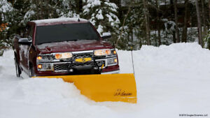 Snow removal hammonds plains and surrounding area