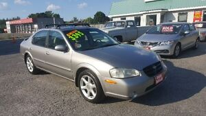 Nissan Maxima  SE ** FULLY LOADED *** CERTIFIED $3395
