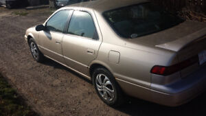 1999 Toyota Camry CE Sedan - Reduced to sell (was $3500)