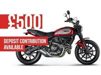 Ducati Scrambler Icon - FINANCE OPTIONS AVAILABLE