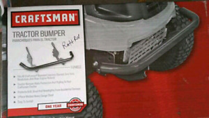 New Craftsman Bumper