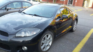 2006 Mitsubishi Eclipse GT Coupe (2 door)