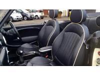 2009 Mini Cooper 1.6 Cooper S 2dr Manual Petrol Convertible