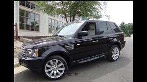 2009 Range Rover, mint, must sell !! low km !!