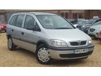 Vauxhall/Opel Zafira 1.6i 16v Club - 7 SEATS - 7 SEATER - PX - SWAP - DELIVERY