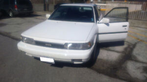 1988 Toyota Camry $1,500.00 OBO